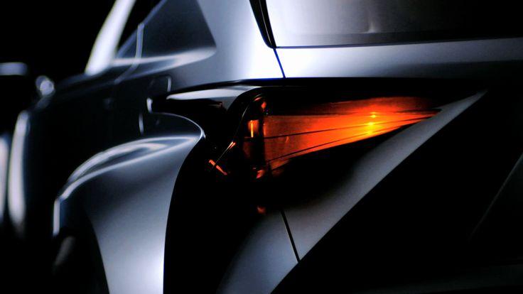 #Lexus #LFNX #Light # Design #ConceptCar #New