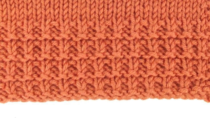 Hurdle Rib Edging a wonderfully versatile stitch; it's reversible. Use it as a cuff or the front edging of a cardigan. You'll find it in the Edging Stitches category.