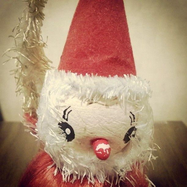 de echte oude kerstman (45 jaar oud)