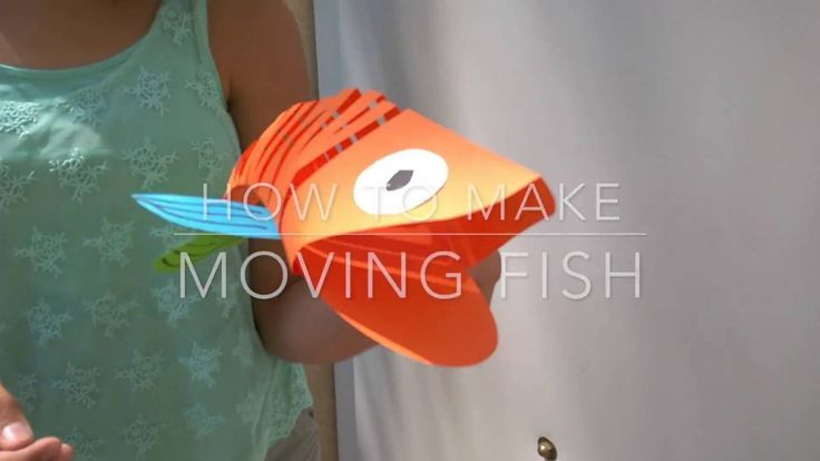 moving fish
