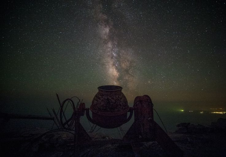 Cosmic Mixer by Constantine Emmanouilidi on 500px