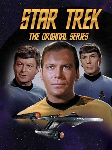 Star Trek is an American science fiction television series created by Gene Roddenberry in 1966 that follows the adventures of the starship USS Enterprise (NCC-1701) and its crew, led by Captain James T. Kirk (William Shatner), first officer Spock (Leonard Nimoy), and chief medical officer Dr. Leonard McCoy (DeForest Kelley), during the years 2265–2269.