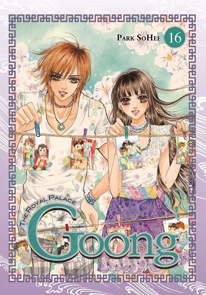Goong Graphic Novel 16