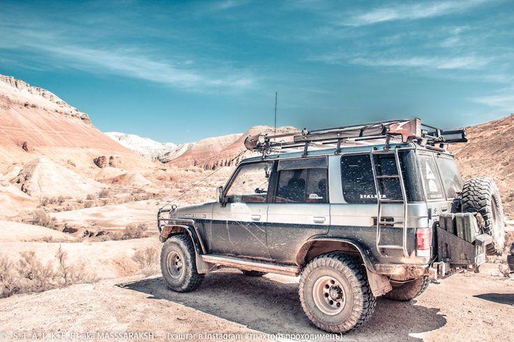 Реинкарнация старых фотографий в новой обработке — 2 — бортжурнал Toyota Land Cruiser Prado ТрахторЪ-ПроходимецЪ-2JZ 1993 года на DRIVE2