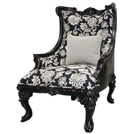 I pinned this Legion Arm Chair from the Devonshire Interiors event at Joss and Main!
