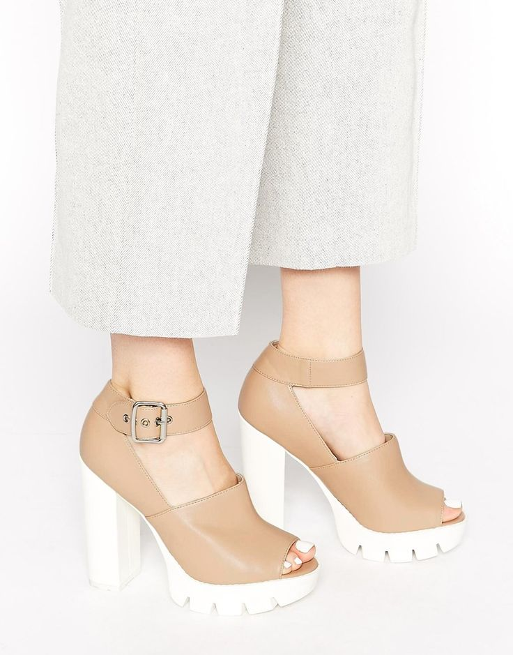 Image 1 of ASOS PHOEBE High Shoes