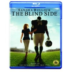 The Blind Side. Sandra Bullock, Tim McGraw, Kathy Bates, Quinton Aaron, Lily Collins.    5/5 Stars