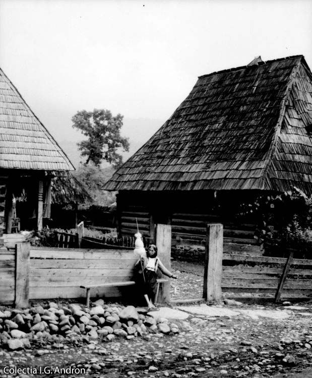 Old photographs from Romania