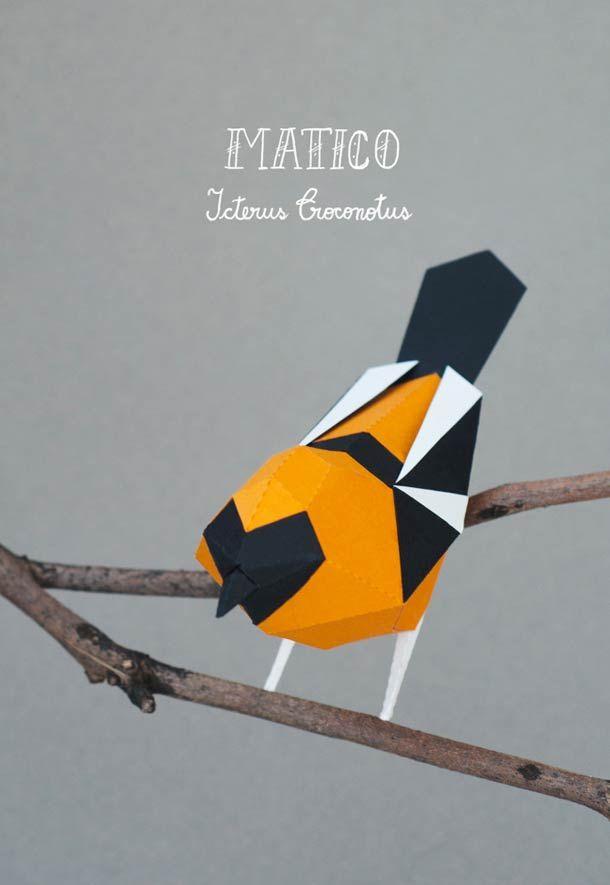 Paper Animals | Guarda Bosques