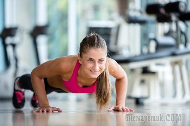 Правила выполнения упражнений для эффективного похудения рук