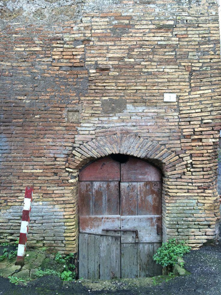 Almost underground, Nepi, Viterbo