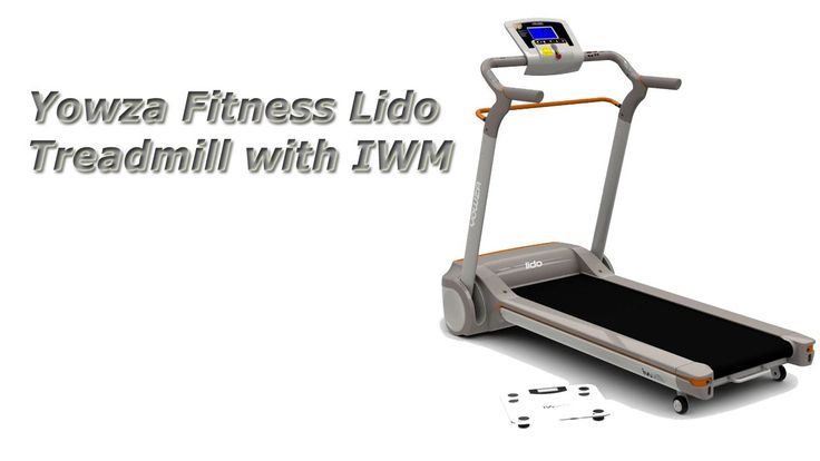 Yowza Fitness Lido Treadmill Video Review...