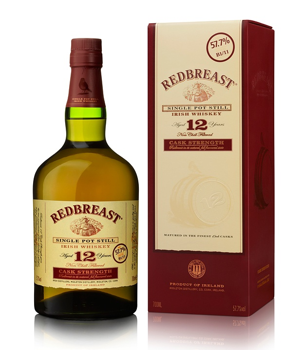 Want to try this one!  Redbreast Irish Whiskey | Maxim