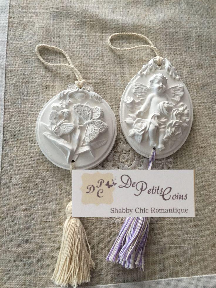Gessi profumati decorativi - decorative scented chalks