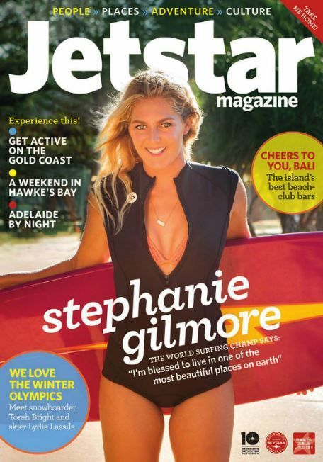 My article in 'Jetstar Magazine': Six Degrees - Adelaide