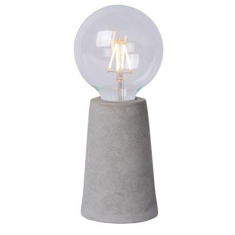 Subtelna lampka stołowa Tab, wykonana z betonu. Stanie się minimalistycznym akcentem wnętrza oraz funkcjonalnym dodatkowym źródłem światła. http://blowupdesign.pl/pl/lampy-betonowe-gipsowe-industrialne-loft-design/1721-minimalistyczna-lampka-betonowa-tab-led-dekoracyjne-oswietlenie-stolowe.html #tabllamps #lampazbetonu #lampaloft #desklight #lighting #homelighting #concrete #productdesign #lightingstore
