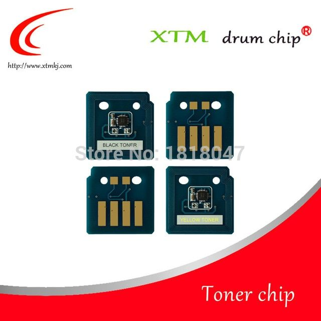 Compatible 006r01509 006r01512 006r01511 006r01510 Toner Chip For