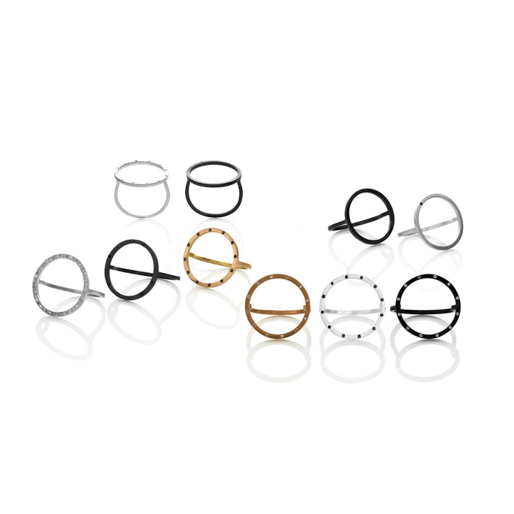 Cosmos plus rings. http://anettewille.dk