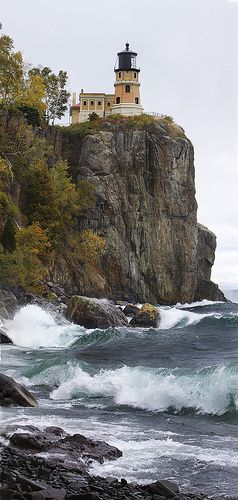 Split Rock Lighthouse - North Shore Minnesota