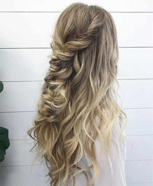 Top 7 Flawlessly Gorgeous Long Prom Hairstyles 2019 For Your
