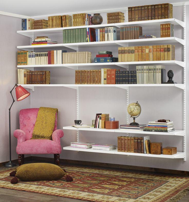 Platsbygda bokhyllor är efterfrågade som aldrig förr och att bygga en egen är lättare än du tror.