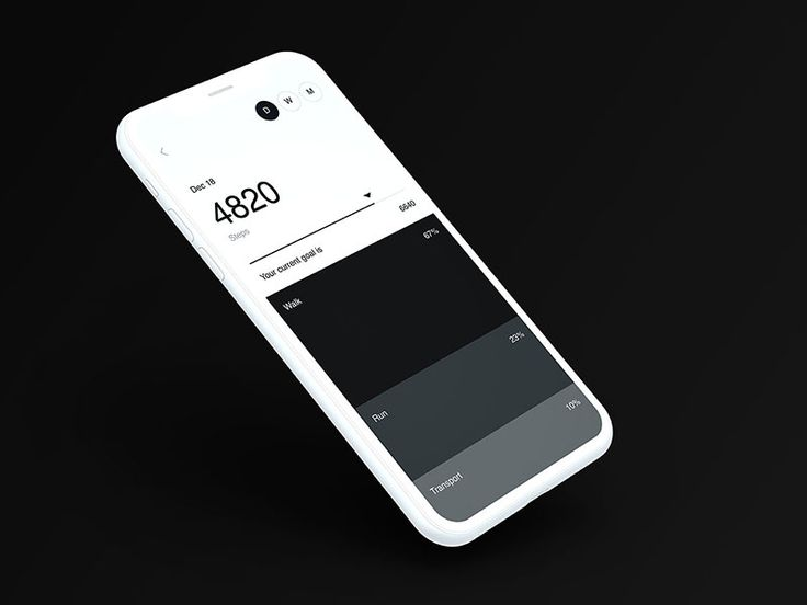 Zero APP - UI design by Romain Bourdieux