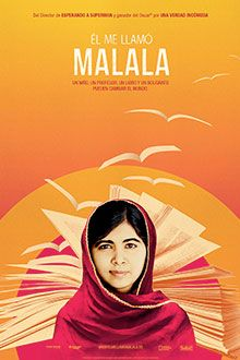 Retrato íntimo de la ganadora del Premio Nobel de la Paz, Malala Yousafzai, señalada con 15 años, objetivo por los talibanes. Fue herida por un disparo en su autobús escolar cuando regresaba a su casa.  http://rabel.jcyl.es/cgi-bin/abnetopac?SUBC=BPBU&ACC=DOSEARCH&xsqf99=1828243