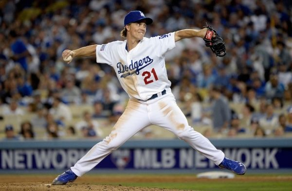 A sore calf will keep Zack Greinke out of the rotation in Arizona Wednesday night. It'll also prevent him from winning the NL Cy Young at season's end. The presumed front-runner for the award has a 1.65 ERA with 185 strikeouts in 207 ⅔ innings this season. His ERA would be the fifth-lowest since 1920, per CBS Sports. Skipping Wednesday's start, however, will potentially prevent him from broaching the 20-win threshold.