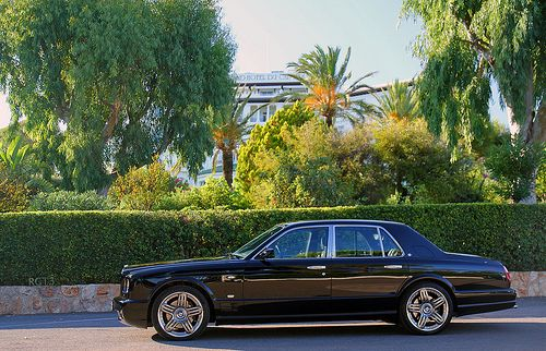 Bentley+Arnage+T+Mulliner