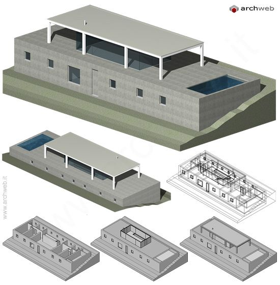 casa de blas 3D