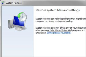Windows System Restore: You can adjust this utility to save your PC image more often | PCWorld