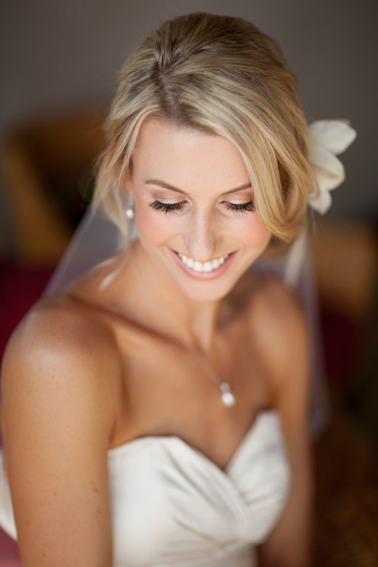30 gorgeous wedding makeup looks mon cheri bridals - Hale Honu Wedding In Wailea From Joanna Tano Photography