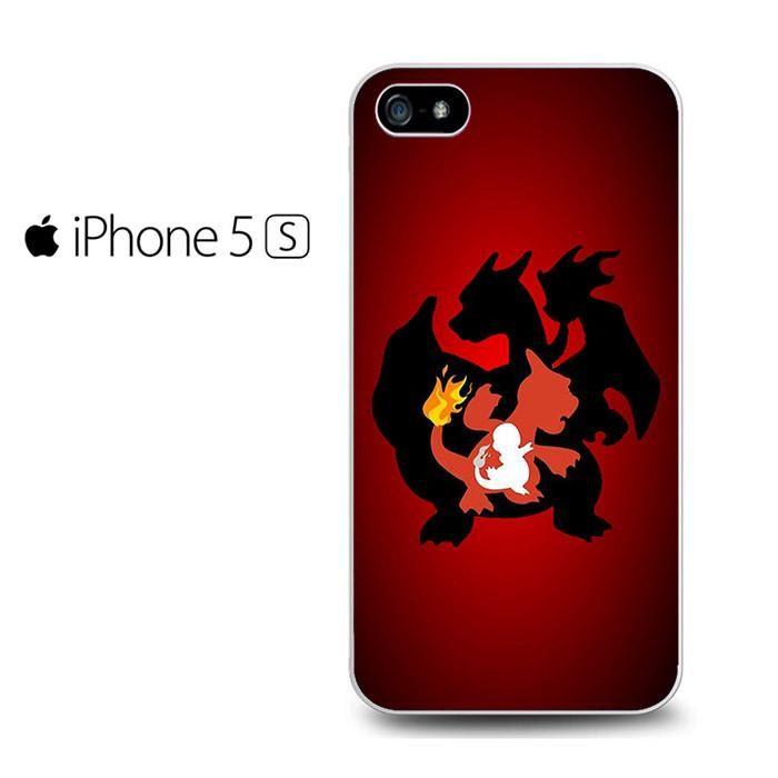 Charizard Evolution Iphone 5 Iphone 5S Iphone SE Case