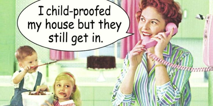 We're only laughing so we don't kill you, and other parenting survival tips from the funny women behind The Bigger Book of Parenting Tweets via In the Powder Room