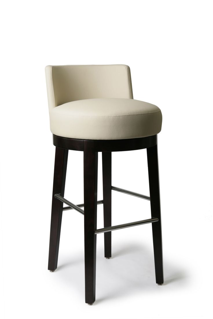 1000 Images About White Leather Bar Stools On Pinterest