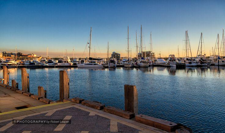 Mindarie Marina, Western Australia
