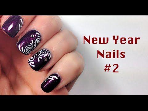 New Year Nails #2 | Nail Art 2D Tutorial | mikeligna - http://47beauty.com/nails/index.php/nail-art-designs-products/  Ciao a tutte  nuovo tutorial di nail art per capodanno! Stavolta qualcosa di diverso, con decori 2D in rilievo! Spero possa piacervi questa proposta. Vi mando un enorme bacio  Seguimi su: TWITTER: https://twitter.com/mikelignaYT INSTAGRAM: http://instagram.com/mikelignayt FACEBOOK: http://www.facebook.com/pages/Mikeligna/116680805052224 Scarica la mia