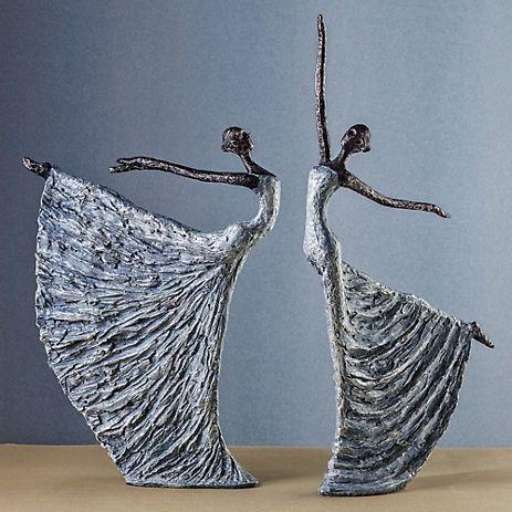 Dancing Figurines #dance