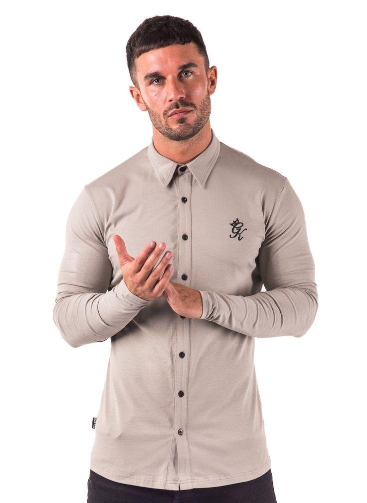GK Longsleeve Jersey Shirt - Rock