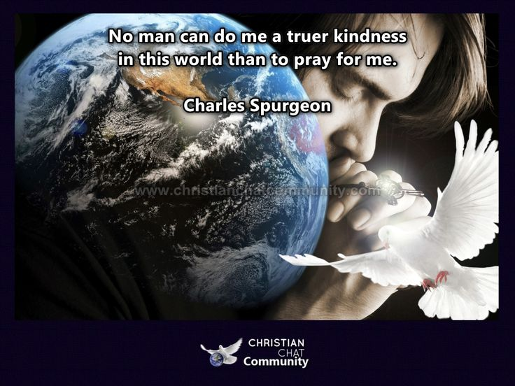 No Truer Kindness - Charles Spurgeon - Christian Chat Community