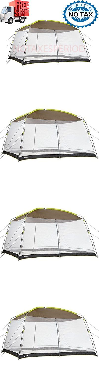 Canopies and Shelters 179011: No Tax! 12 X 12 Mesh Screen House Canopy Tent Sun Beach Camping Outdoor Shelter -> BUY IT NOW ONLY: $92.97 on eBay!