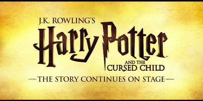 Fansunleashed San Francisco Announces Friday Forty Ticket Lottery For Harry Potter And The Cursed Child If You Re Harry Potter Wizard Cursed Child Harry
