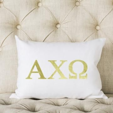 Alpha Chi Omega Pillow                                                                                                                                                                                 More