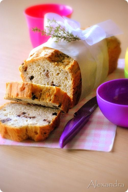 Olive Bread - several variations given