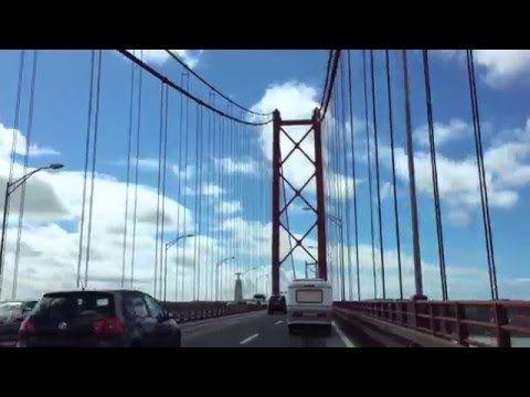 Roadtrip-päivä Portugalissa – Feather On The Move
