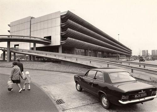Brutalist Architecture // Preston Bus Station / Preston UK // Keith Ingham + Charles Wilson 1968-69