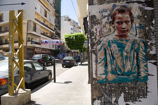BTOY at BEIRUT - on the street - 2012