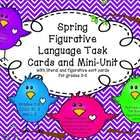 $.  You'll receive the following: 28-Task Cards relating to spring Definitions of Terminology Answer Documents Answer Key What Does it All Mean? format...