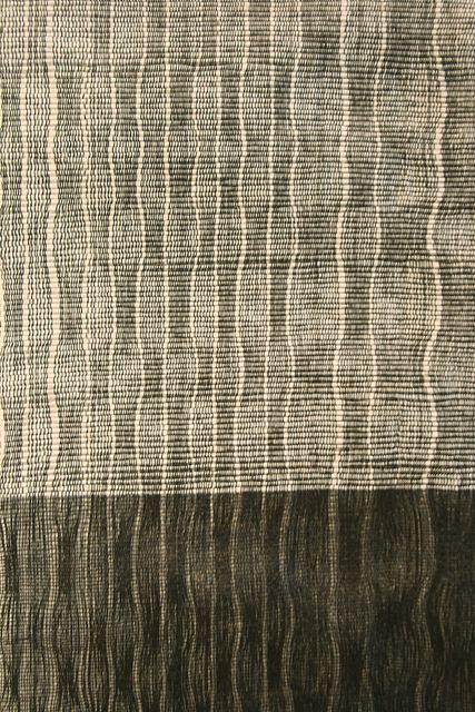 Textile detail from Greek-born British weaver & textile designer Ismini Samanidou (b.1977). via Kathryn Campbell Dodd on flickr