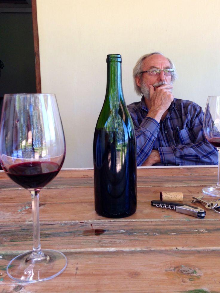 Mike Kreft Belfield Wines